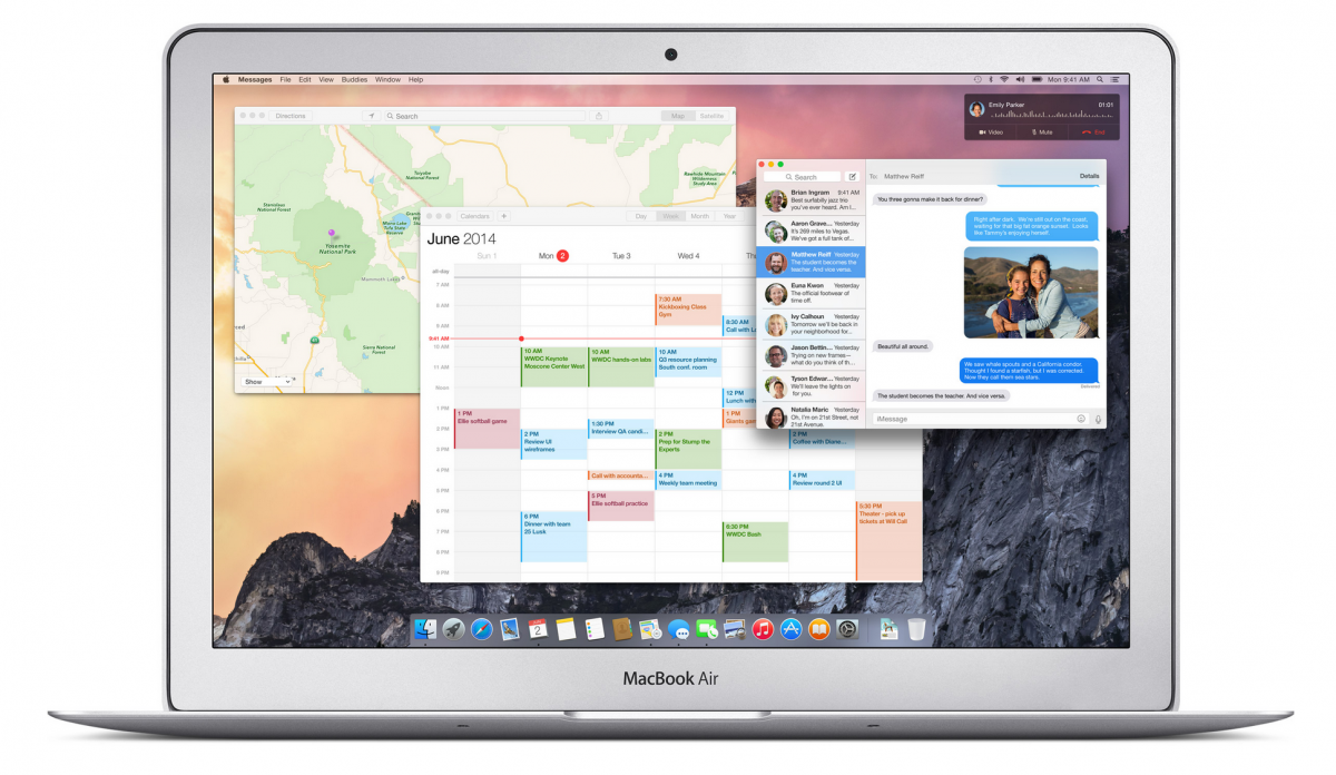 Apple OS X Yosemite Developer Preview Now Seeding: Features New Enhancements