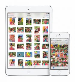 icloud photo apple ios 8