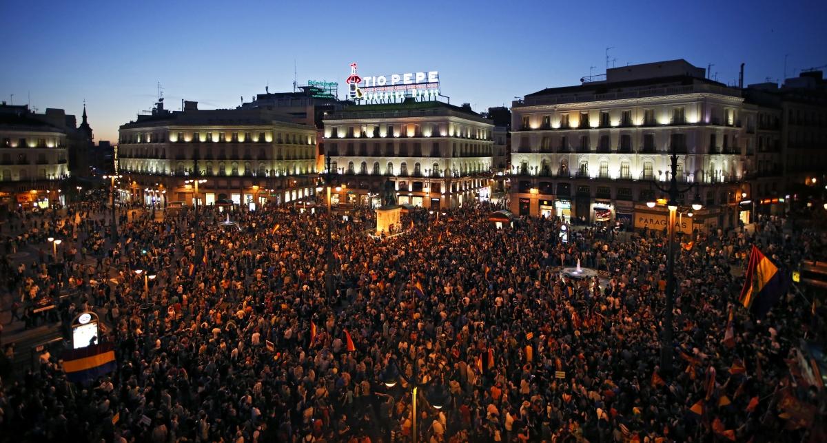 King Juan Carlos Abdication