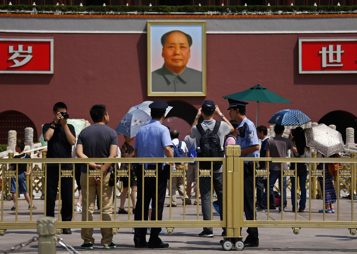 Tiananmen Square 25th Anniversary: Security Beefed in Beijing as China Detains Dozens of Activists