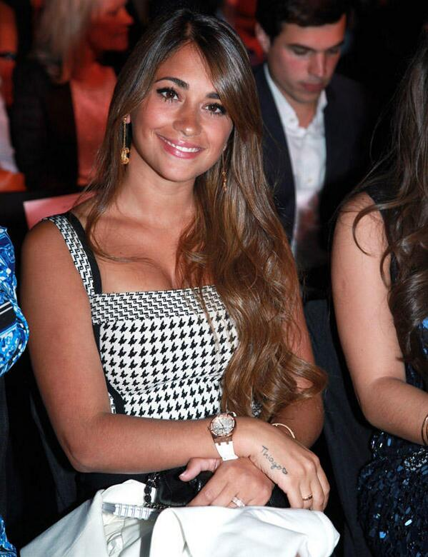 FIFA World Cup 2014: Sexiest WAGs of Football Players to Scorch Brazil Summer