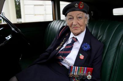 D-Day veteran normandy