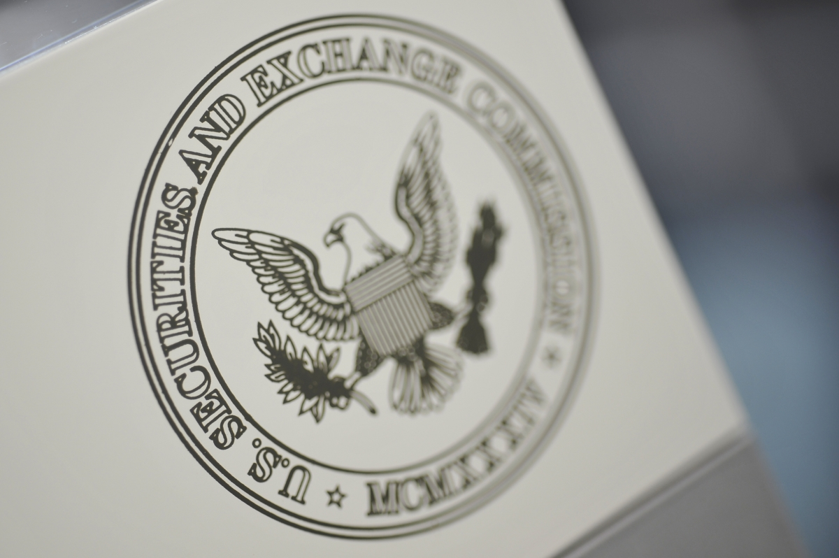 The U.S. Securities and Exchange Commission logo