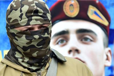 Pro-Russian militia eastern Ukraine