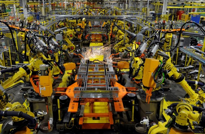 Ford Assembly Plant US