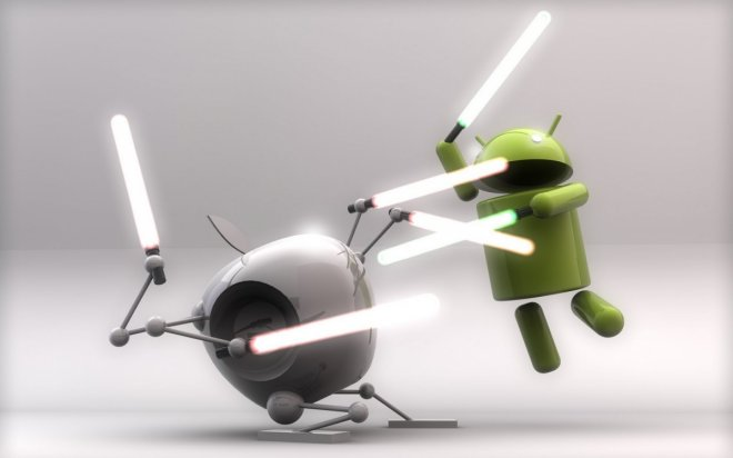 Androis vs iOS