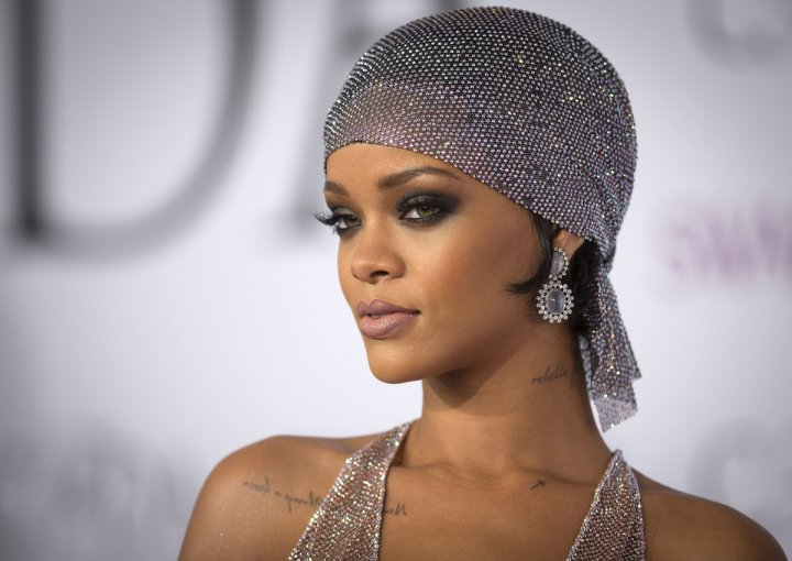 Image result for Rihanna cdfa