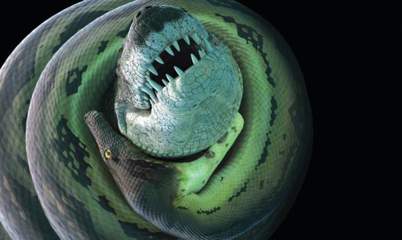 Anthracosuchus balrogus