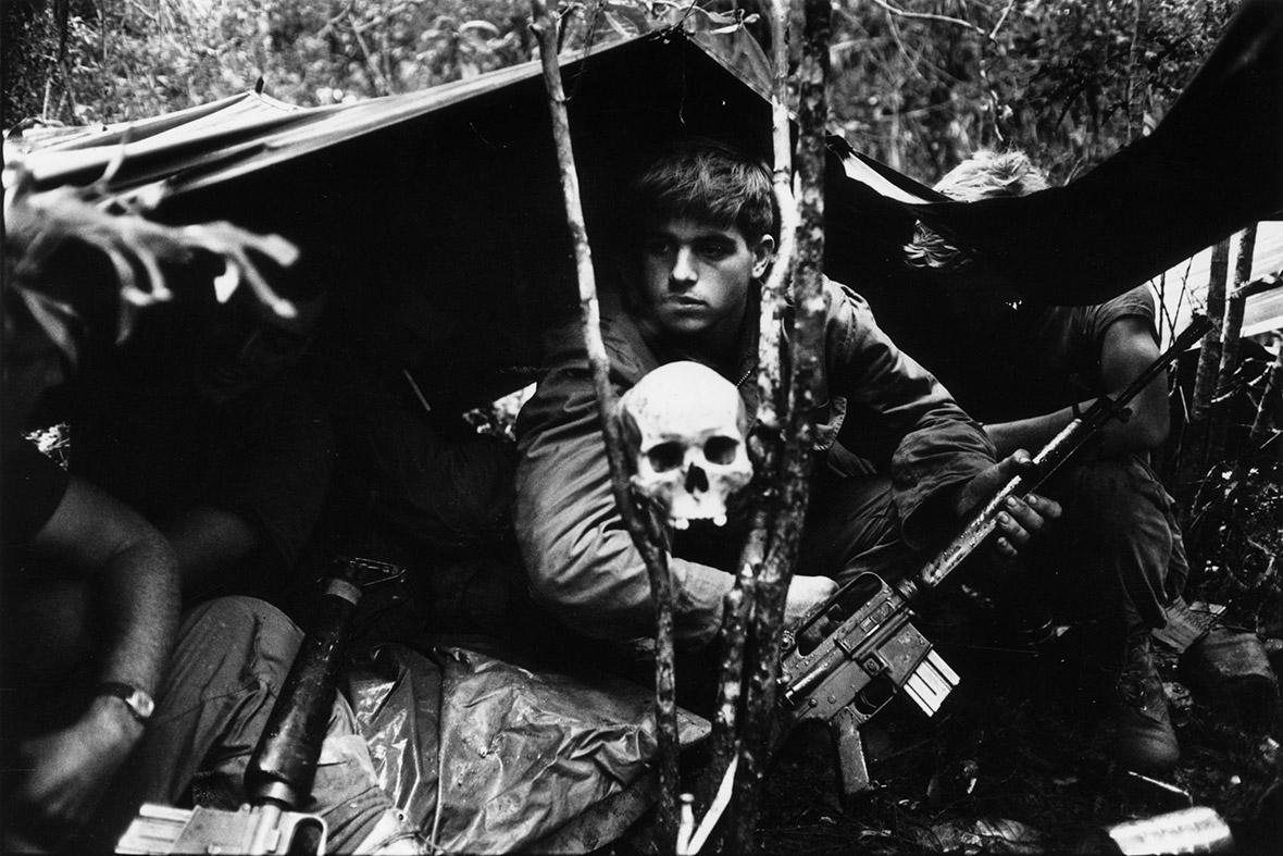 vietnam skull