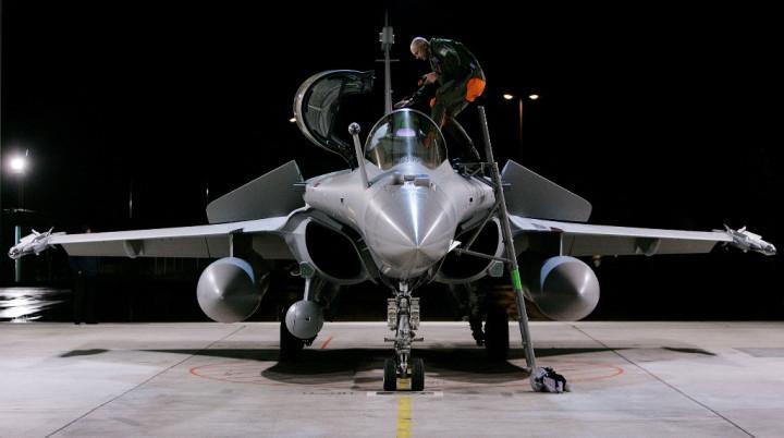 Dassault Rafale Jet