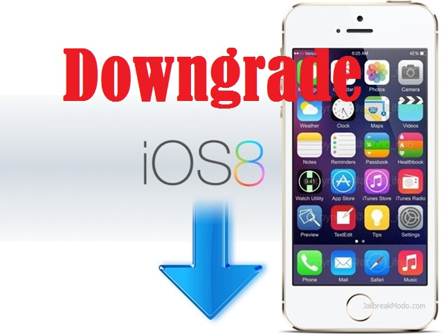 How to Downgrade From iOS 8 Beta to iOS 7 via iTunes