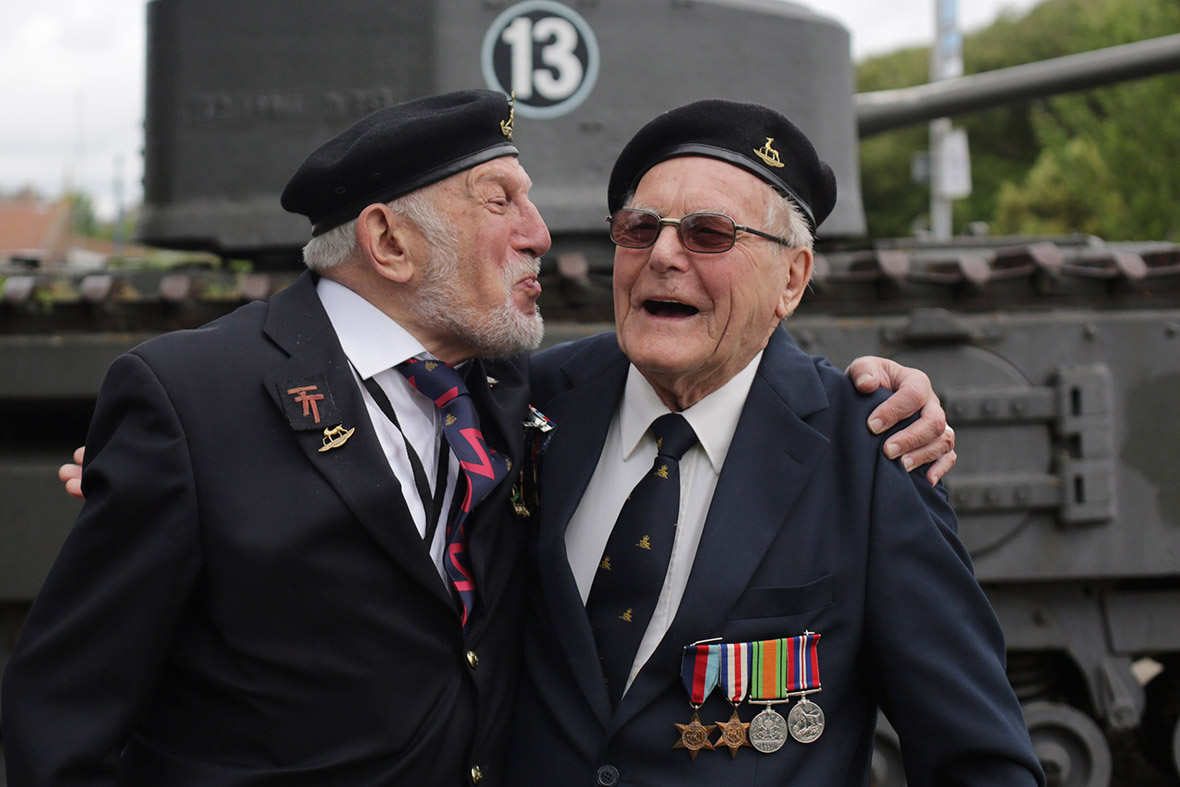 D-Day veterans