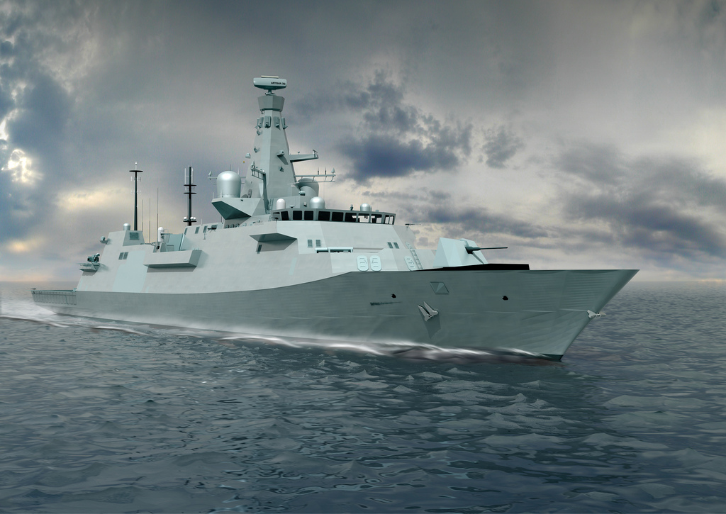 Scottish Independence: BAE Systems Admits 'No Plan B' Amid ...