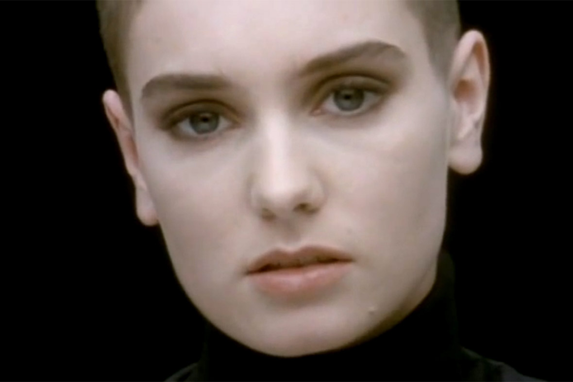 Sinead OConnor Nothing Compares 2 U