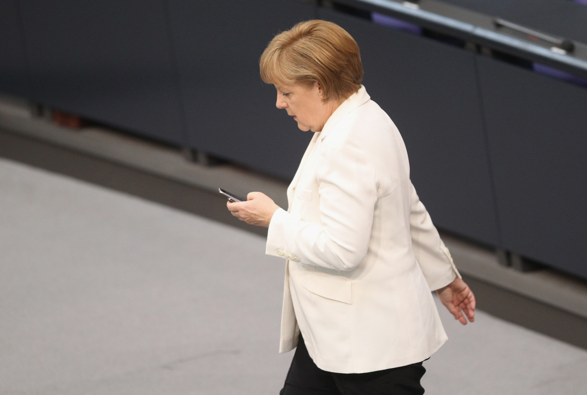 Who Wants to be a Millionaire? Angela Merkel failed to pick up phone when called by quiz show in Germany