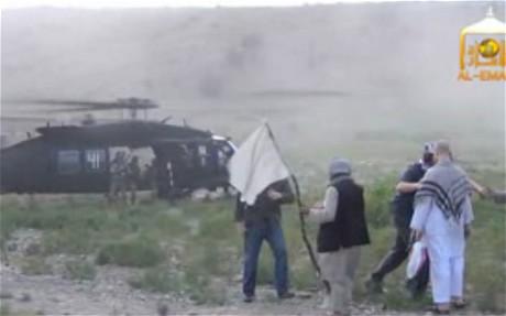 Taliban Release Video of US Sgt Bowe Bergdah Handover Release