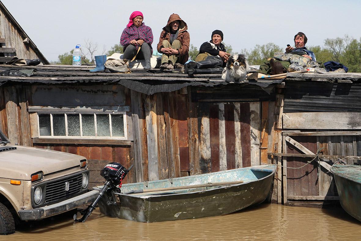 floods russia