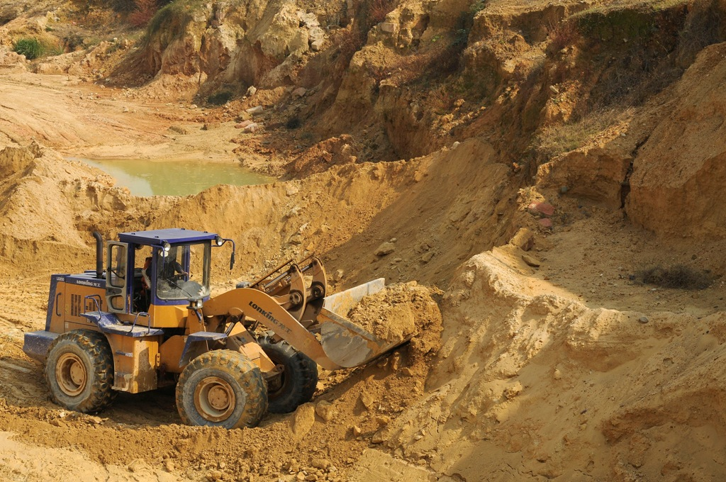Rare Earths Metals Mine China