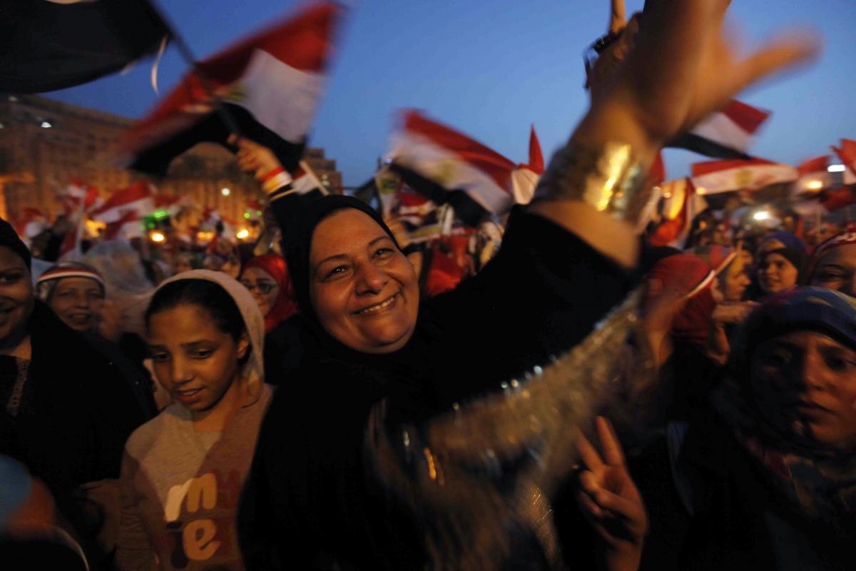 Egypt Sisi Election