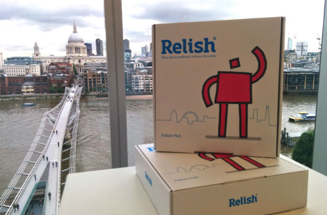 Relish Promises Broadband Without Landline Rental
