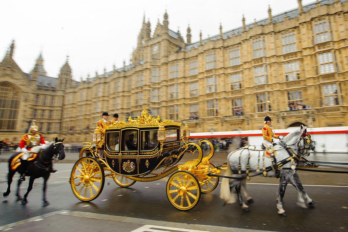 carriage parliament