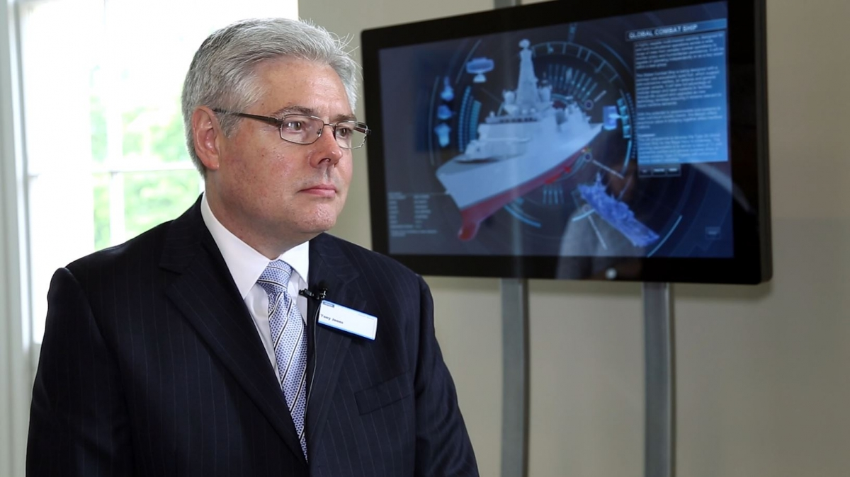 Imtech Marine UK Unveils BAE Systems T26 Warship Contract
