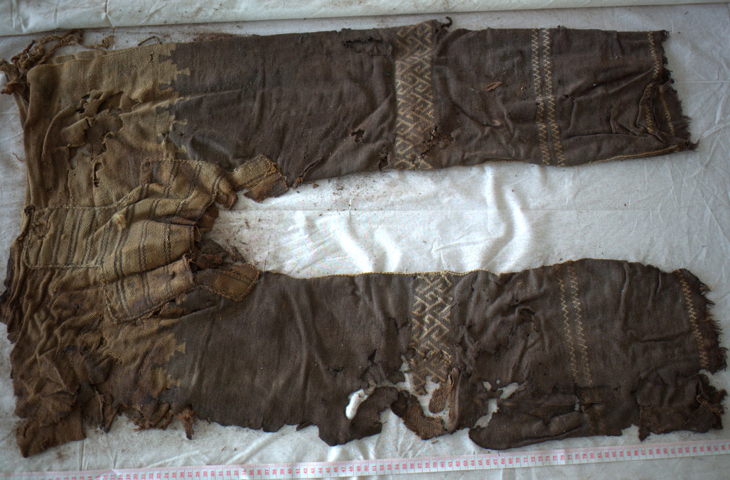 world's oldest trousers