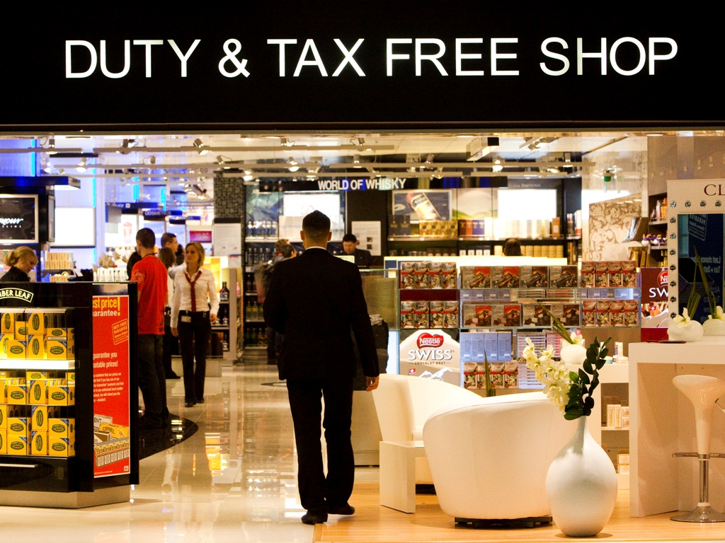 Duty Free Shop Geneva Airport