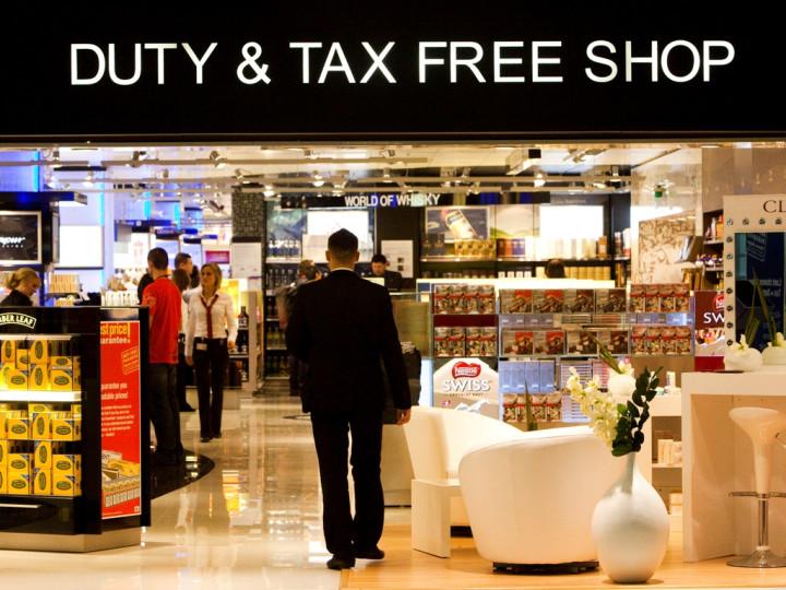 Duty Free Shop Geneva Airport