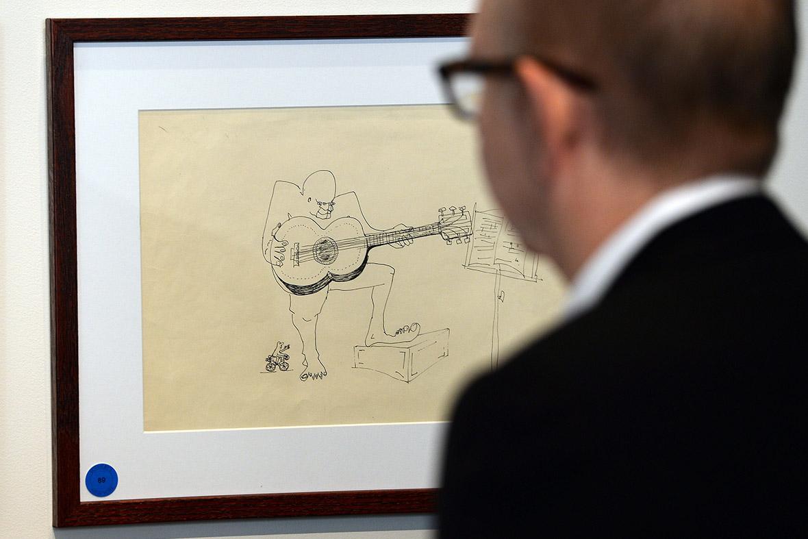 John Lennon Sothebys