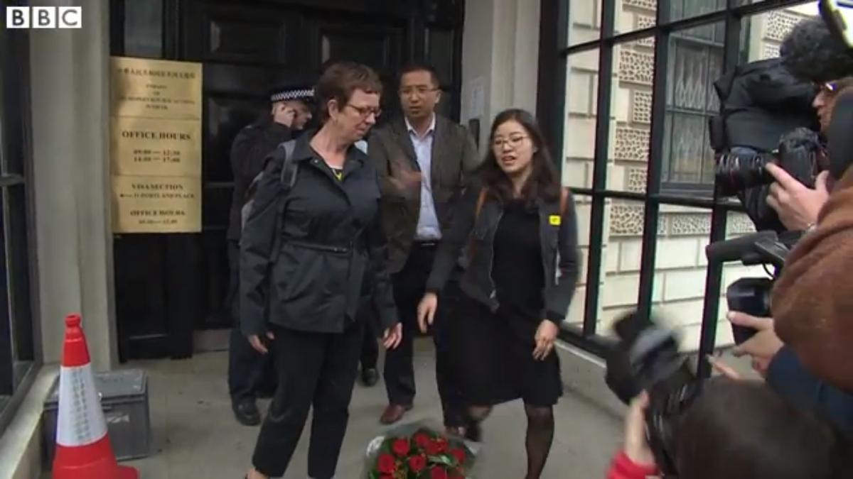 China UK embassy