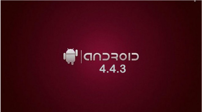 Android 4.4.3 OTA update