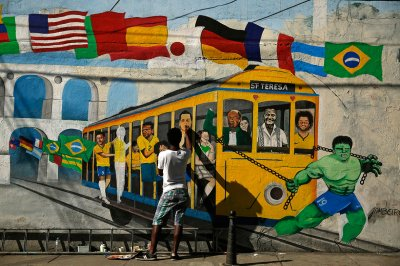 world cup graffiti
