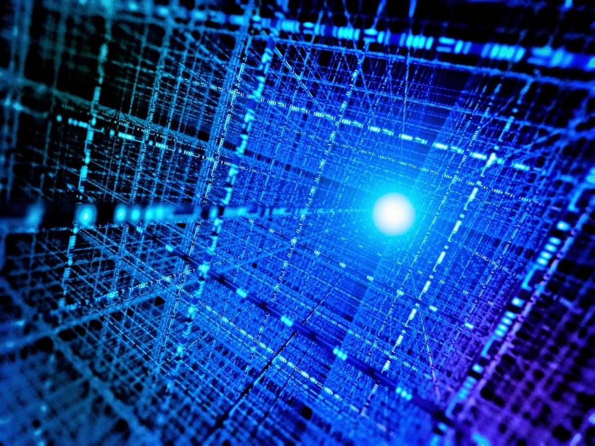 Quantum Computing internet teleportation record