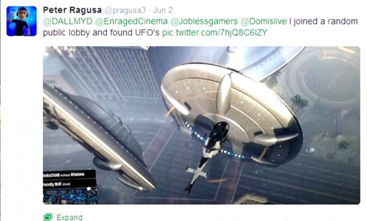 GTA 5 Online: Truth Behind Insane UFO Sightings Explained
