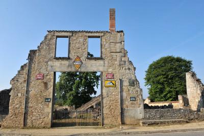 Oradour-sur-Glane garage