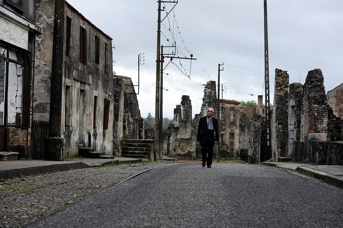 Oradour-sur-Glane survivor