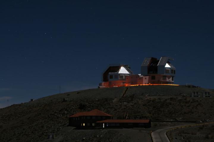 Magellan telescopes