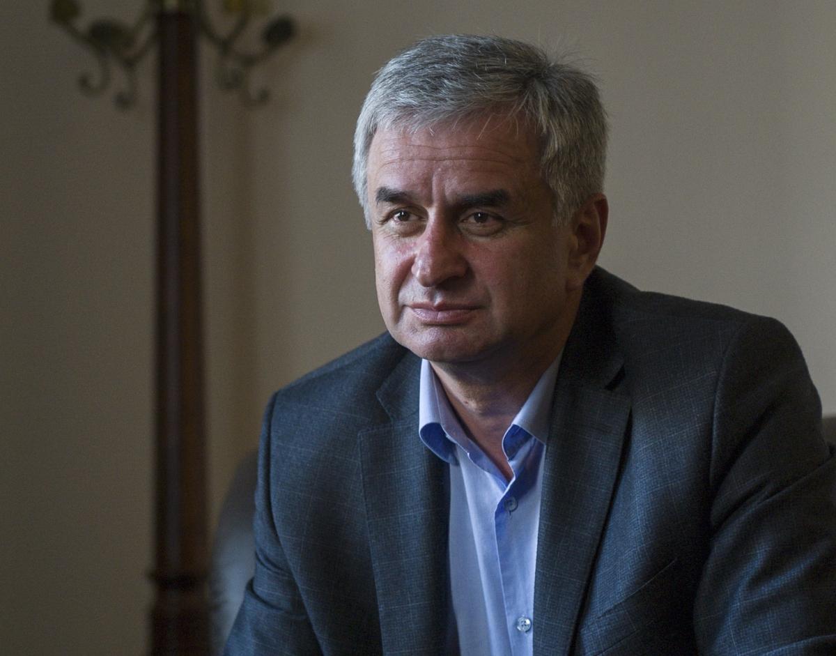 Raul Khadjimba Abkhazia