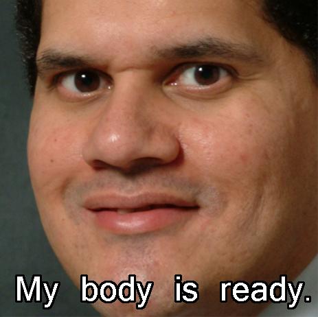 E3 Reggie
