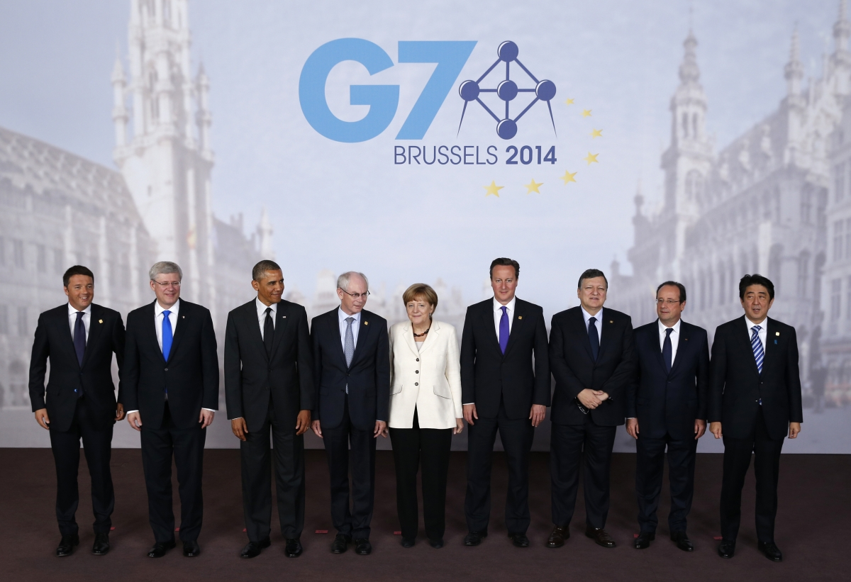 G7 Threatens Tougher Measures on Russia over Ukraine