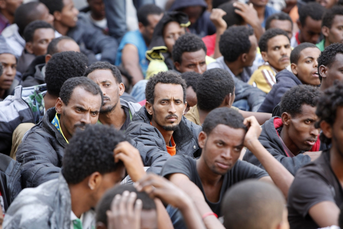 Yemen Migrant Boat