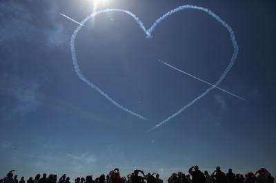 D-Day heart