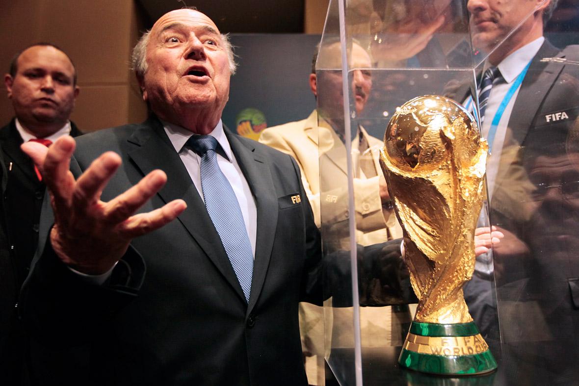 world cup sepp blatter