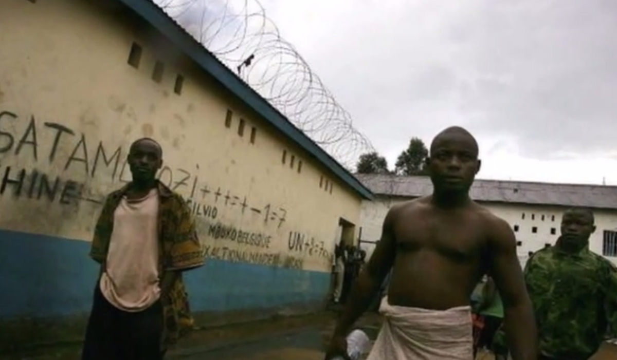 Congo More Than 250 Prisoners Escape In Mass Jailbreak