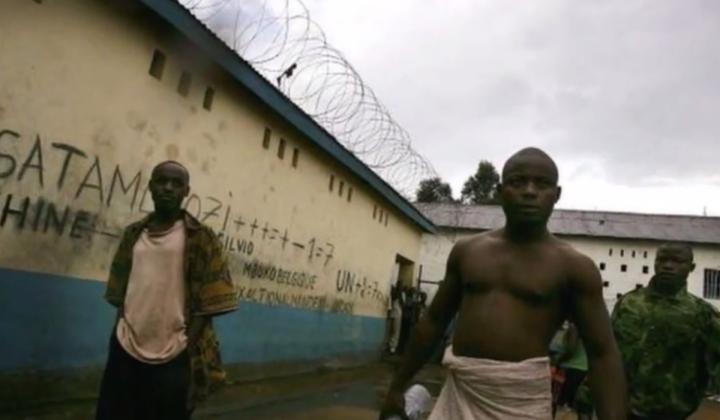 Mass jailbreak Congo
