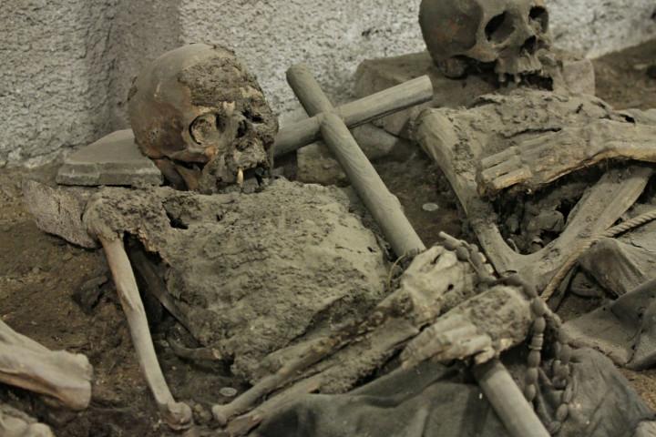 Monk mummies