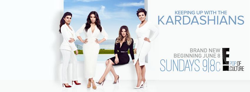 Keeping Up With The Kardashians on E!