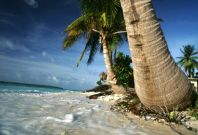 Over the past two decades rising tide levels have eroded some 300 metres from the tip of the Marshall Islands\' capital Majuro.