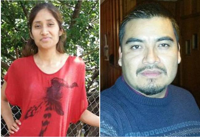 Nicholas Cruz, 31, and Cristina Muniz, 26 died when their cars collided head-on.